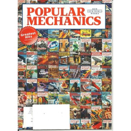 Popular Mechanics January February 2018 Best Deal on Ebay L@@K!!