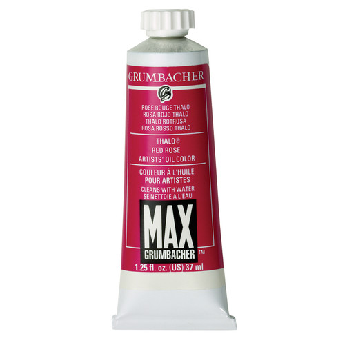 CHARTPAK, INC. M023 MAX OIL BURNT SIENNA 37ML