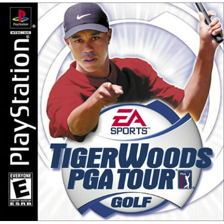 Tiger Woods PGA Tour Golf PSX