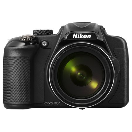 Nikon Black Coolpix P600