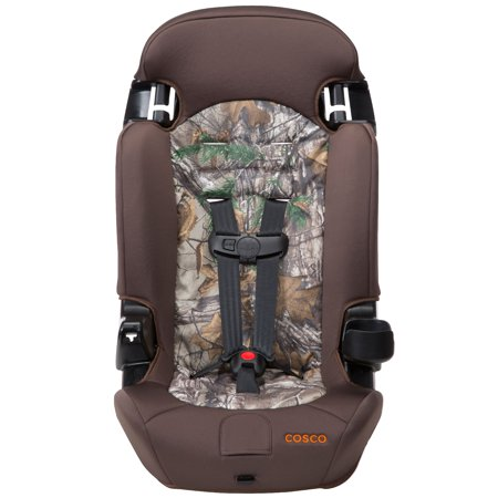 Cosco Finale 2-in-1 Harness Highback Booster Car Seat, Realtree Xtra ...