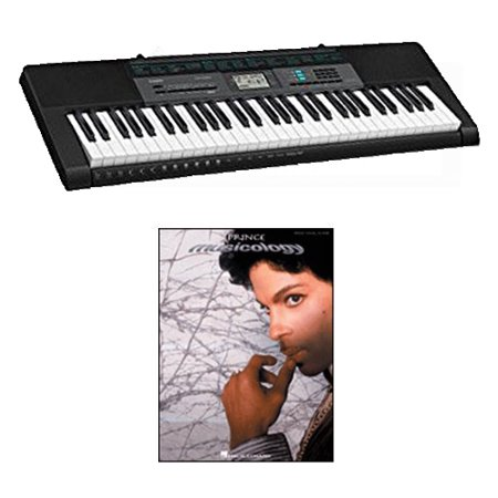 Prince Music Pack - Prince Musicology Piano/Vocal Guitar Book W/61-Key  Keyboard