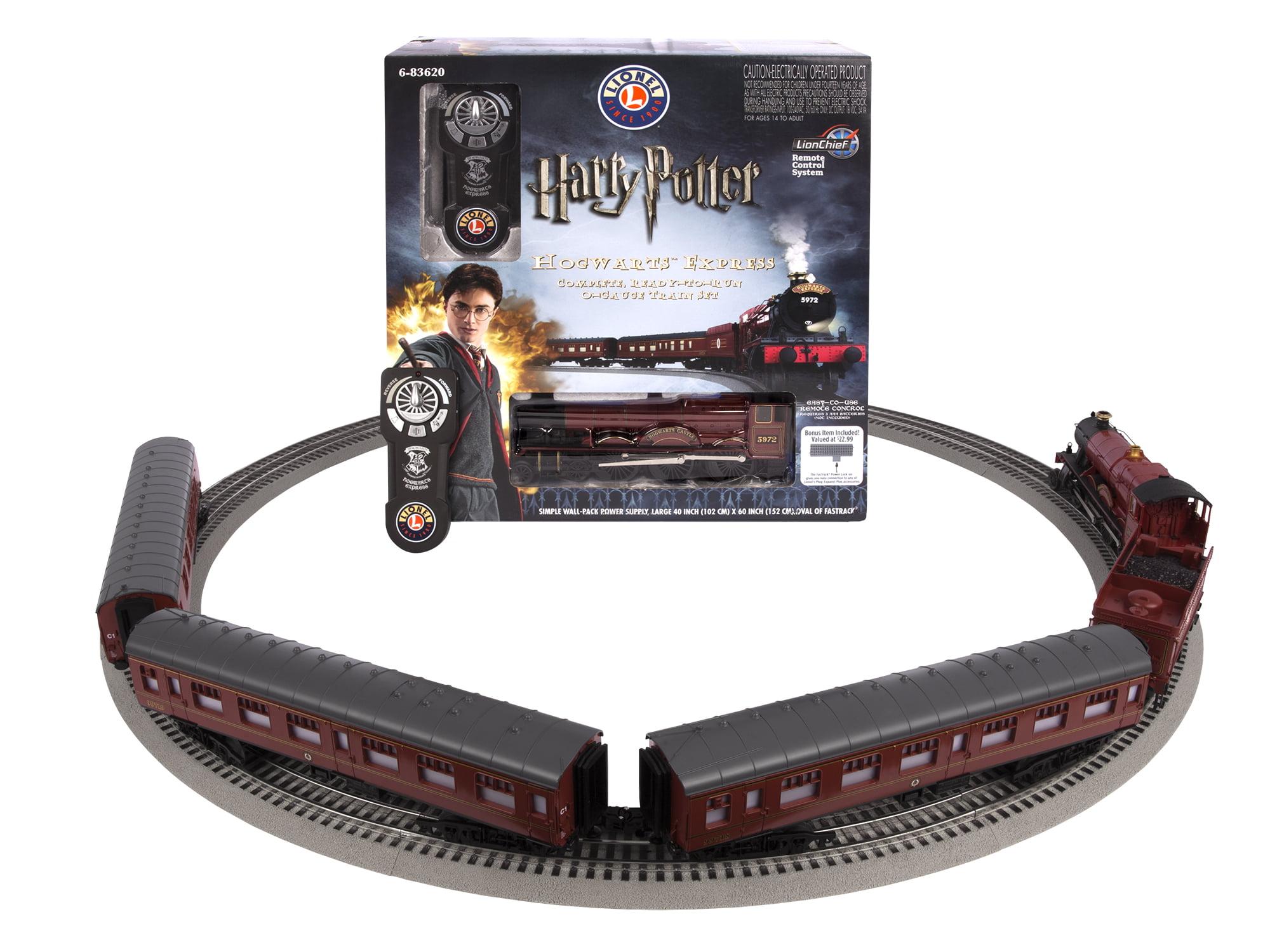 Lionel Trains Hogwarts Express Seasonal LionChief Ready to Run Train Set w BlueTooth by Lionel, LLC