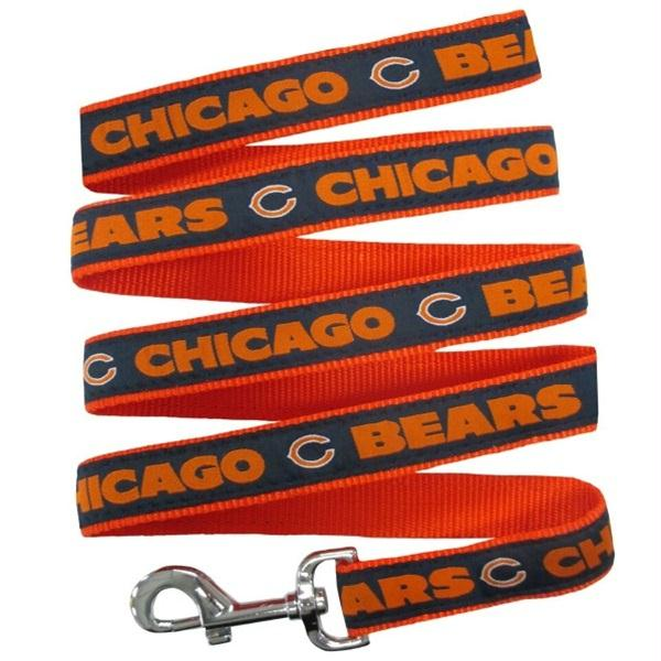 Chicago Bears Pet Leash by Pets First - Small