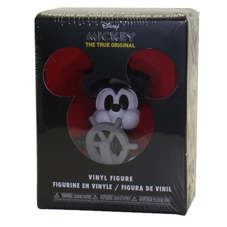 Funko Mystery Minis Vinyl Figure - Mickey's 90th Anniversary - STEAMBOAT WILLIE Steamboat Willie Mickey