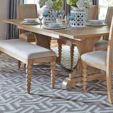 Sand Finish Wood Rectangular Dining Table 531-T4294 Liberty Furniture