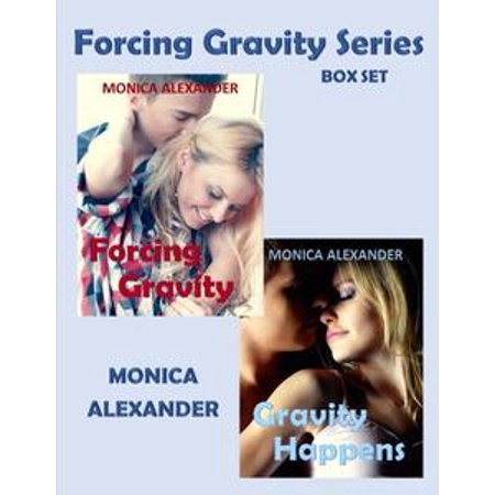 Forcing Gravity Series Box Set (Forcing Gravity, Gravity Happens) - (Gravity Box)