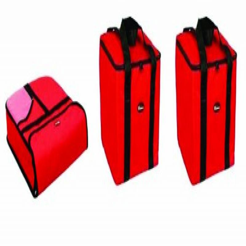 Tiger Chef 3 Piece Pizza Delivery Bag Set by