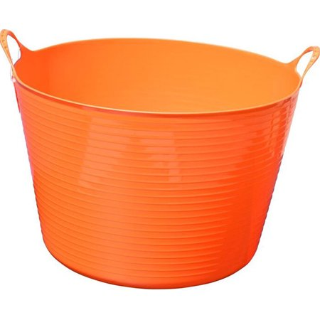 Tuff Stuff Products Inc-Flex Tub- Orange 16 - Orange Tub