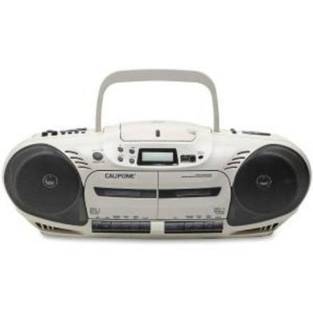Califone International  Inc 2455Av 04 Califone Performerplus Multimedia Player Recorder   1 X Disc   14 W Integrated Stereo Speaker   Cd Da  Mp3