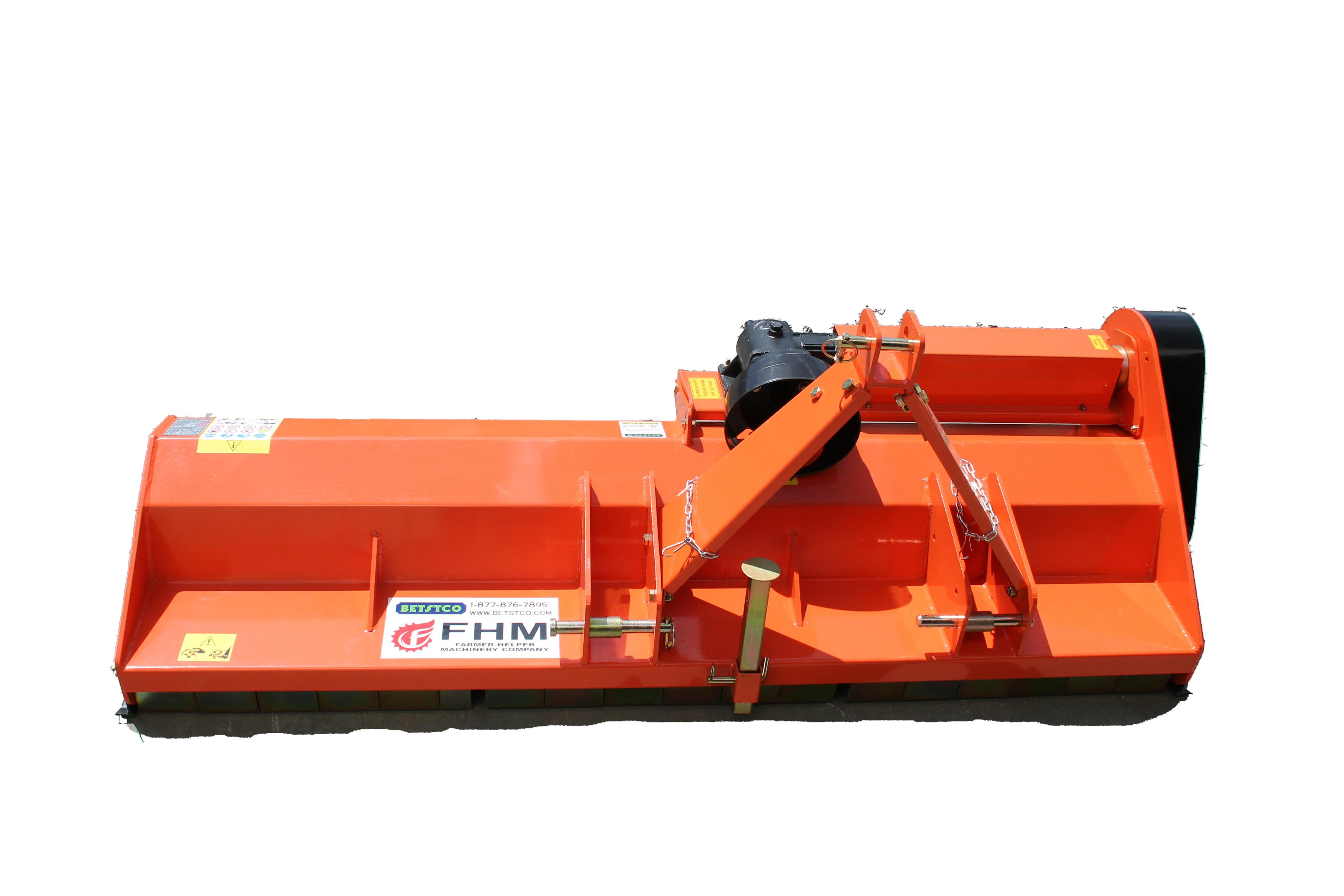 FH-EF175 Rating Farmer Helper 60 Field Flail Mower Cat.I 3pt 28HP