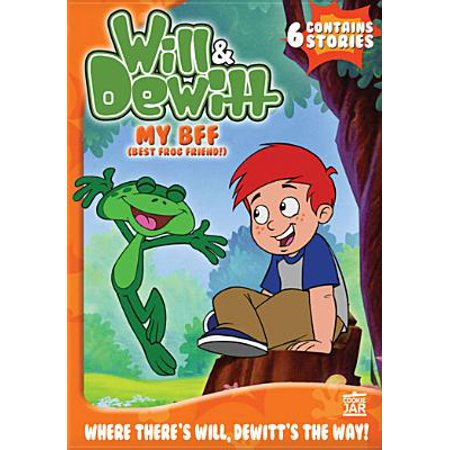 Will And Dewitt: My BFF (Best Frog Friend) (Full