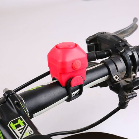 Bike Electric Horn 130dB Loud Alarm Siren Bicycle Handlebar Mounted Warning Bell Cycling Accessory - image 10 of 10