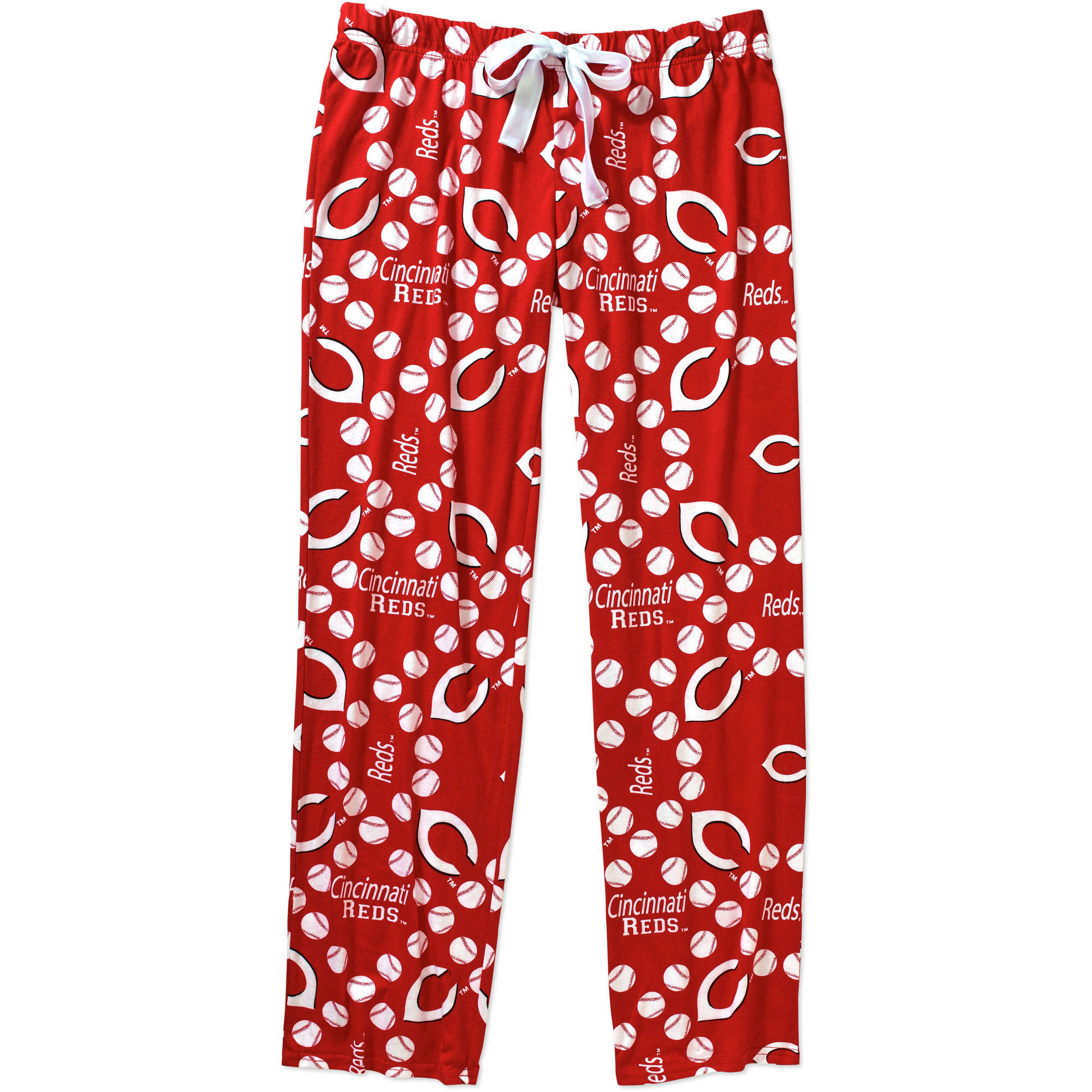 MLB Women's Cincinnati Reds Knit Sleep Pants