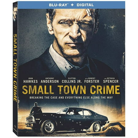 Small Town Crime (Blu-ray + Digital)