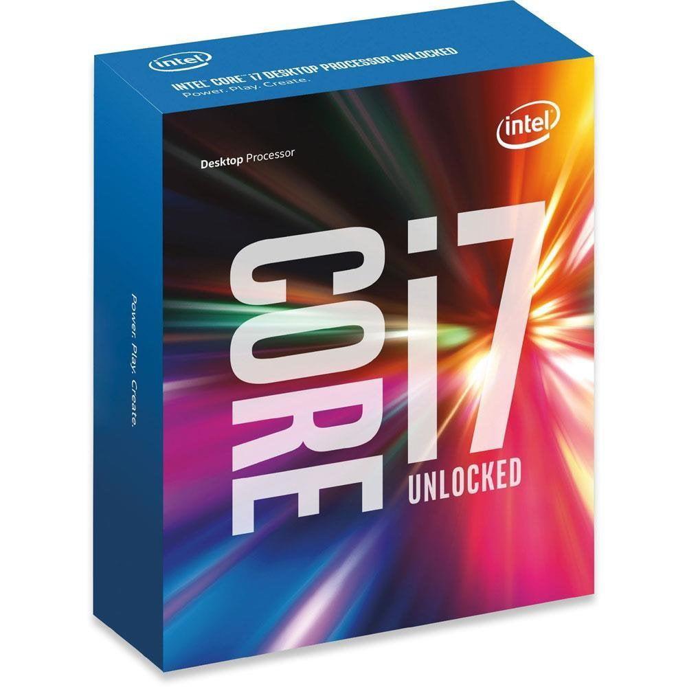 Intel Core i7 6900K / 3.2 GHz processor - BX80671I76900K