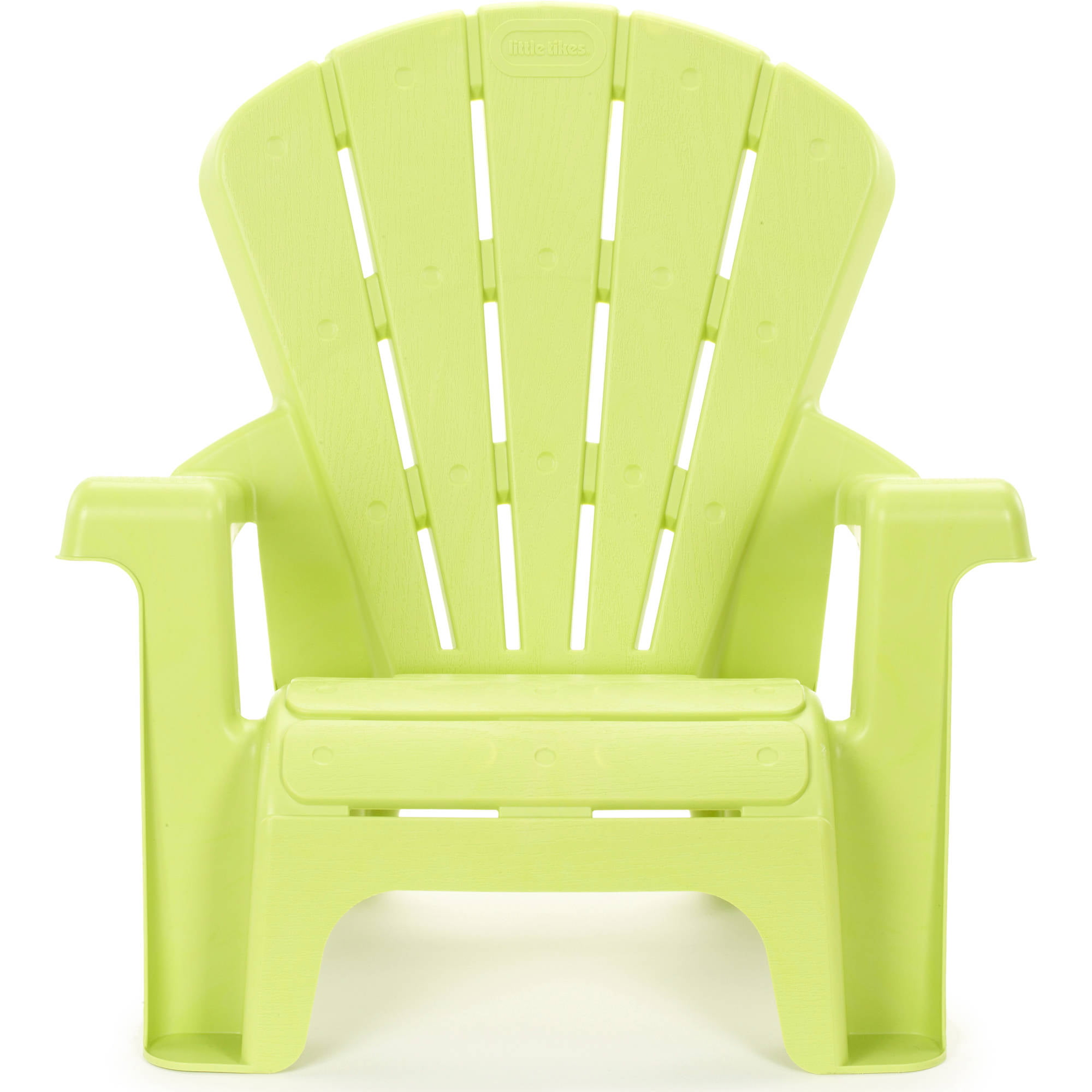 little tikes garden chair green walmartcom