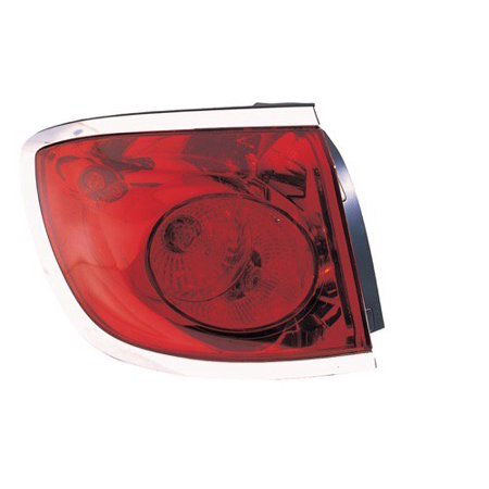 Buick Enclave Tail Light Assembly Tail Light Assembly For