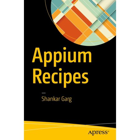 Appium Recipes - eBook