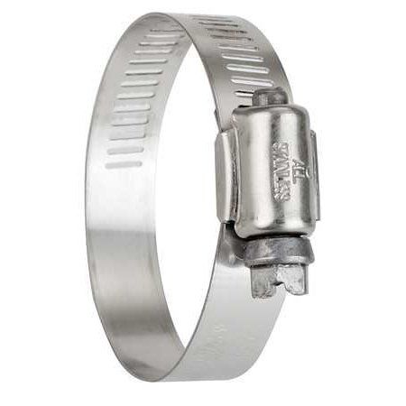 Magna Clamp Hose - IDEAL 5240070 Hose Clamp, 2 to 3 In, SAE 40, SS, PK10