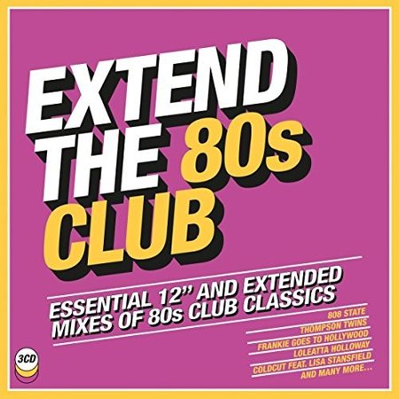 Extend The 80s: Club / Various (CD)