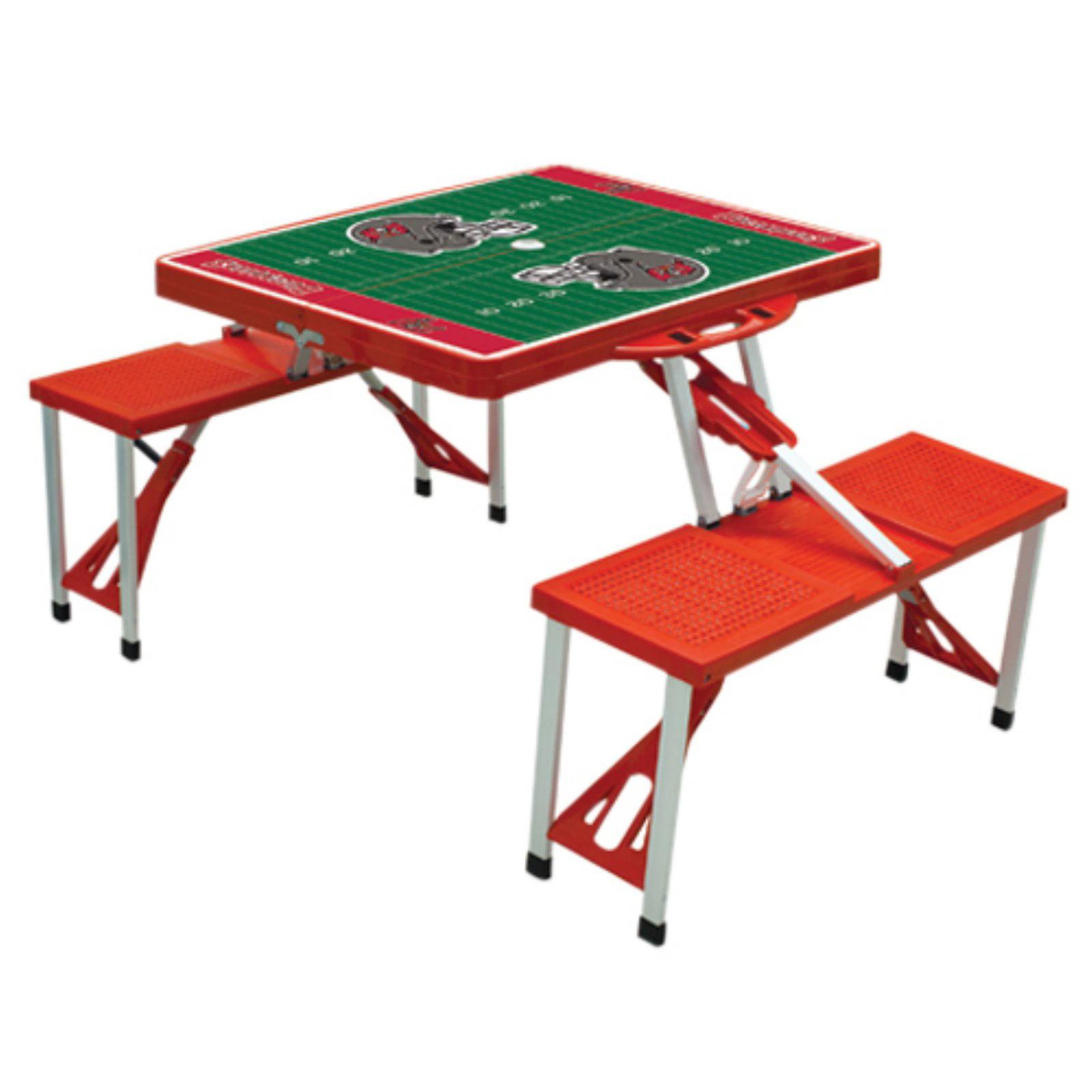 Picnic Time NFL Folding Table