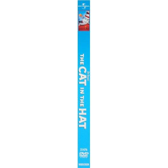 ba010e9a Dr. Seuss' The Cat In The Hat (DVD) - Walmart.com