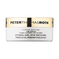 ($75 Value) Peter Thomas Roth 24K Gold Pure Luxury Lift & Firm Hydra-Gel Eye Patches, 60 Ct