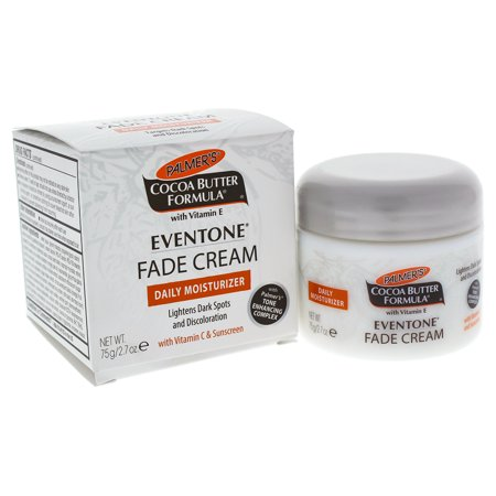 Cocoa Butter Eventone Fade Cream by Palmers for Unisex - 2.7 oz