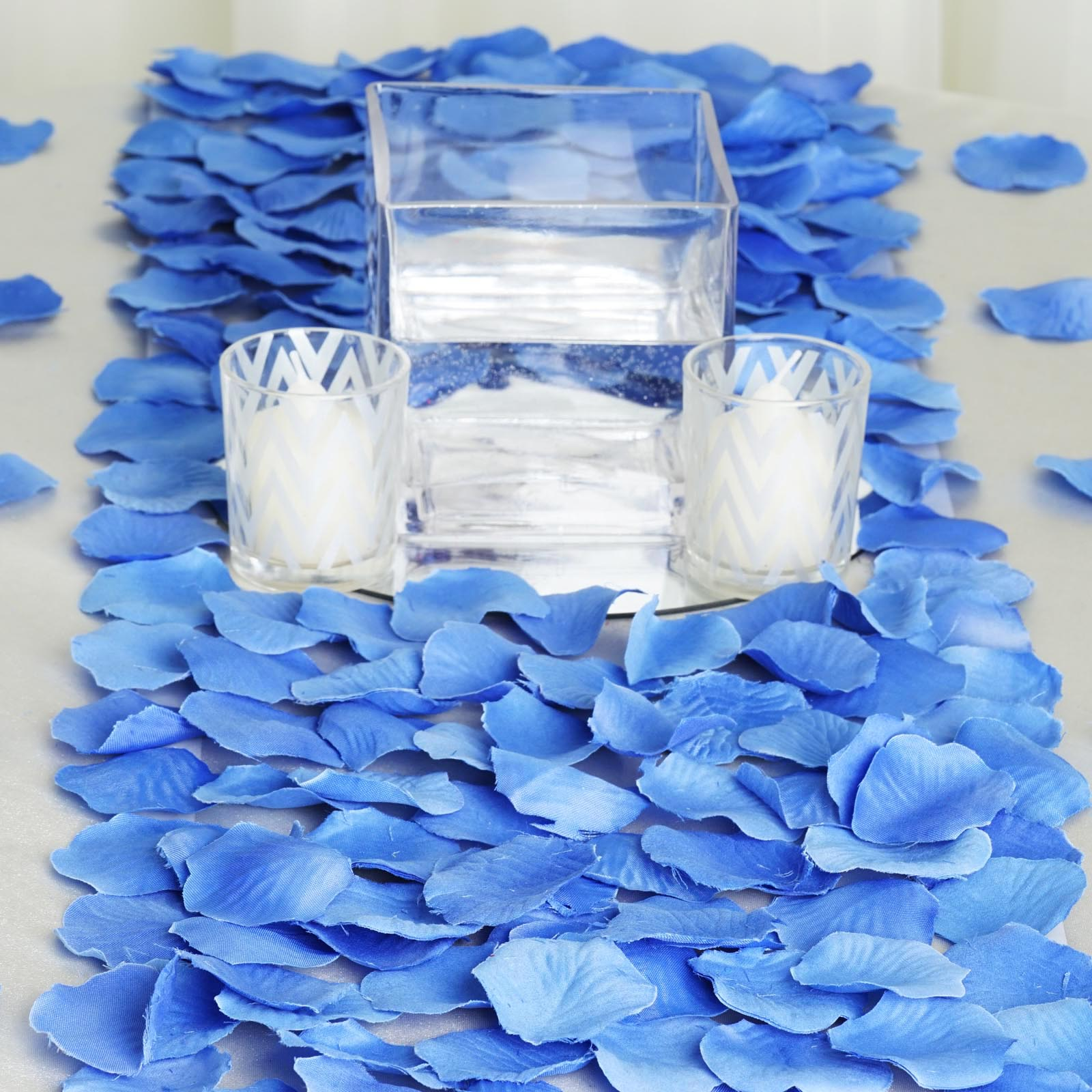 BalsaCircle 500 Silk Rose Petals Wedding Decorations Bulk Supplies SALE