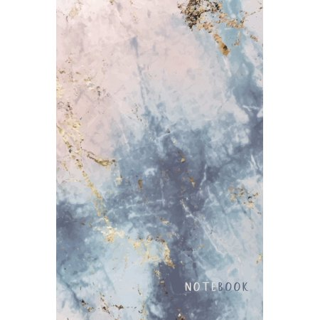 Notebook: Dotted grid Journal. Bullet Diary. Ideal for Notes, Memories, Journaling, Creative planning and Calligraphy practice. 120 Pages. Portable. 5.5