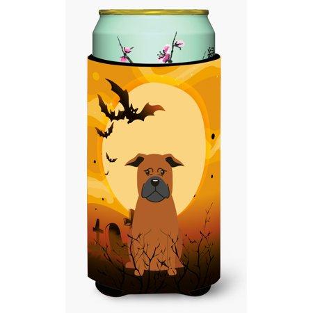 Halloween Chinese Chongqing Dog Tall Boy Beverage Insulator Hugger BB4377TBC](Halloween Names For Boy Dogs)