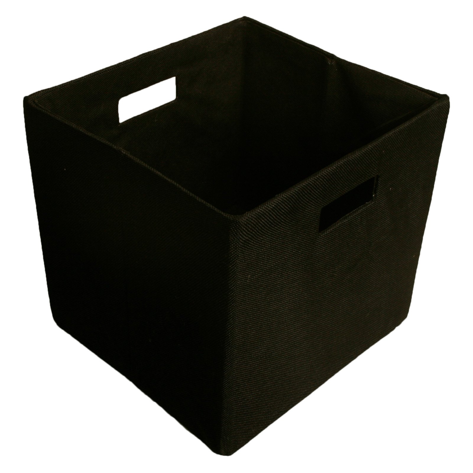 Wald Import Canvas Collapsible Storage Cube