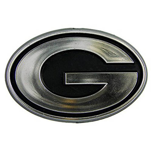NFL Green Bay Packers Chrome Automobile Emblem