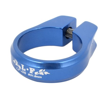 Thomas Tube Holder - Authorized by LF Blue Alloy 31.8mm Bicycle Bracket Seatpost Tube Clamp Holder