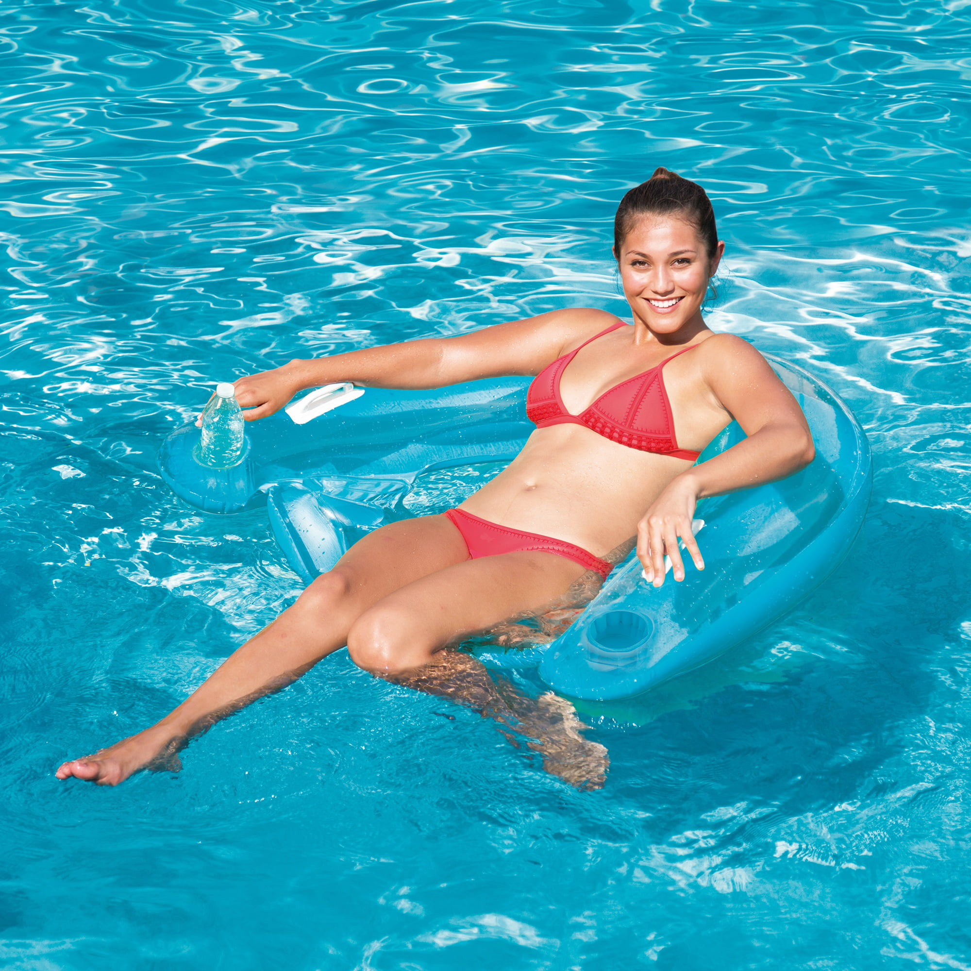 Play Day Inflatable Chill-Out Chair Pool Float