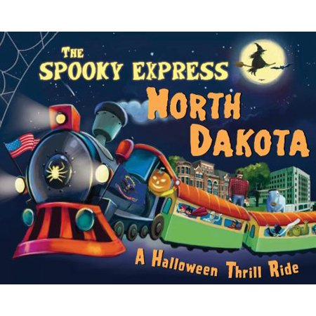 Spooky Express North Dakota, - Nashville North Halloween
