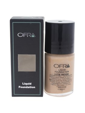 Ofra Liquid Foundation - Lite Beige 1 oz Foundation