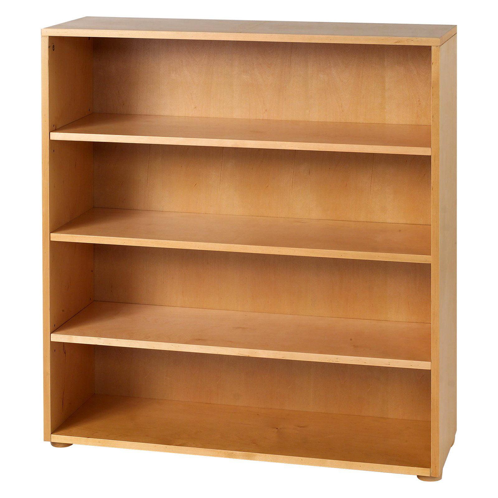 Max 4 Shelf Bookcase