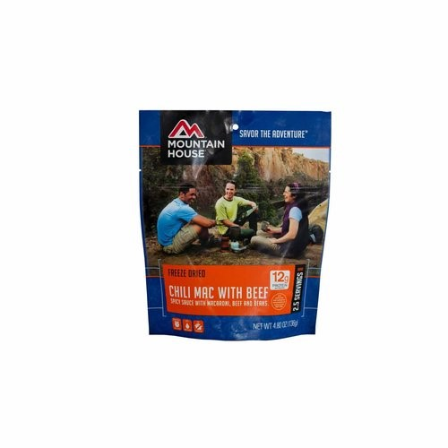 Mountain House Freeze Dried Chili Mac with Beef by Generic
