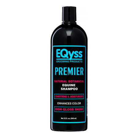 Premier Grooming (Eqyss Grooming Products Premier Natural Botanical Shampoo, 32 Oz)