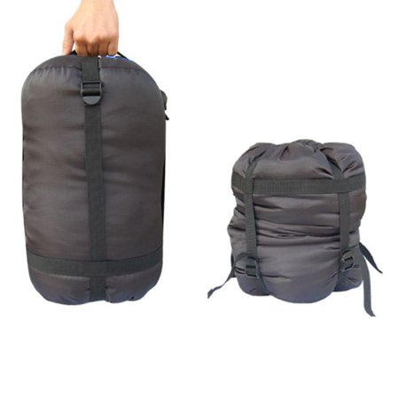 Compression Sack Sleeping Bag Cover Pouch Clothing Stuff Waterproof Camping - Sleeping Bag Bag