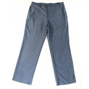 INC NEW Blue Mens 32x32 London Regular Fit Dress - Flat Front Pants $39