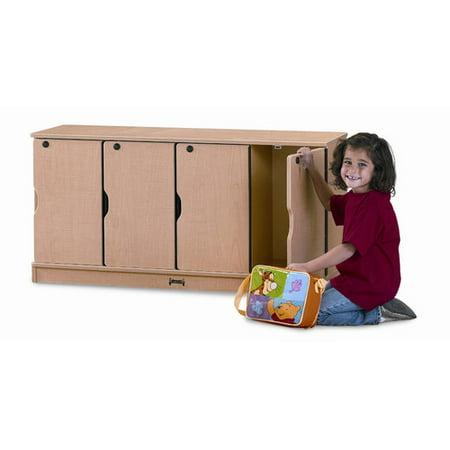 Jonti-Craft 1 Tier 4 Wide Kids Locker