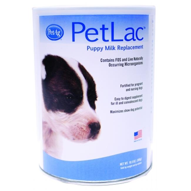 Pet Ag Petlac Puppy Milk Replacement Powder 10. 5 Ounce 99299