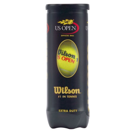 Wilson Sporting Goods T1071 Tennis Balls (1 can, 3 balls)