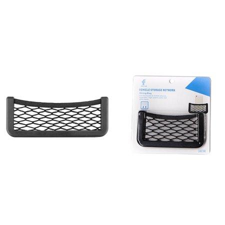 Car Mobile Phone Bag Car Storage Bag Storage Bag Paste Type Car Net Bag - image 7 de 7