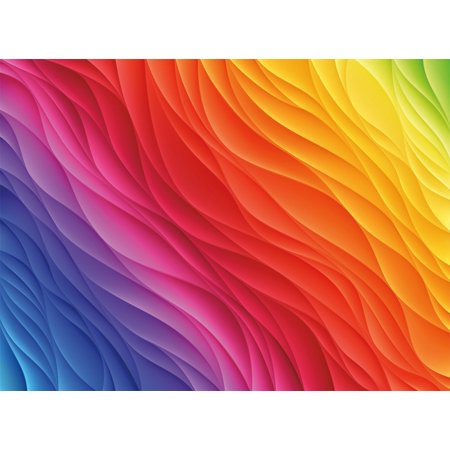 - Vivid Collection - Color Challenge - 1000 Piece Jigsaw Puzzle, 1000 piece jigsaw puzzle By Buffalo (Puzzle Quest Challenge Of The Warlords Psp)