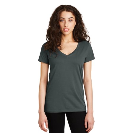 Alternative Legacy V-Neck T-Shirt Green Womens V-neck T-shirt