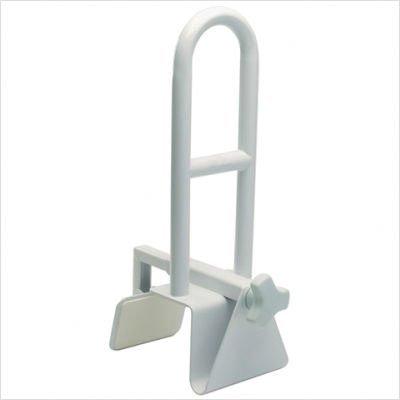 Bathtub Bar - Handrail for Tub Safety, Heavy-gauge, welded steel construction By (Tub Heavy Gauge)